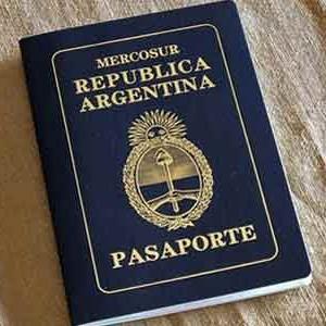 Atenci n argentinos en espa a europa el mundo pasaporte for Pasaporte ministerio interior